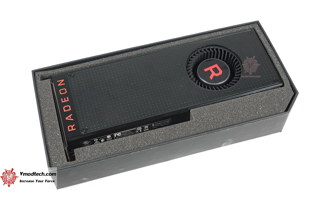 tpp 1646 AMD Radeon RX Vega 64 8GB HBM2 Review