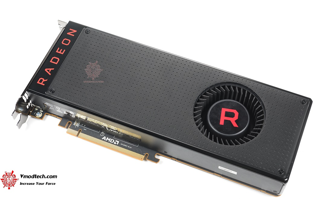 tpp 1647 AMD Radeon RX Vega 64 8GB HBM2 Review
