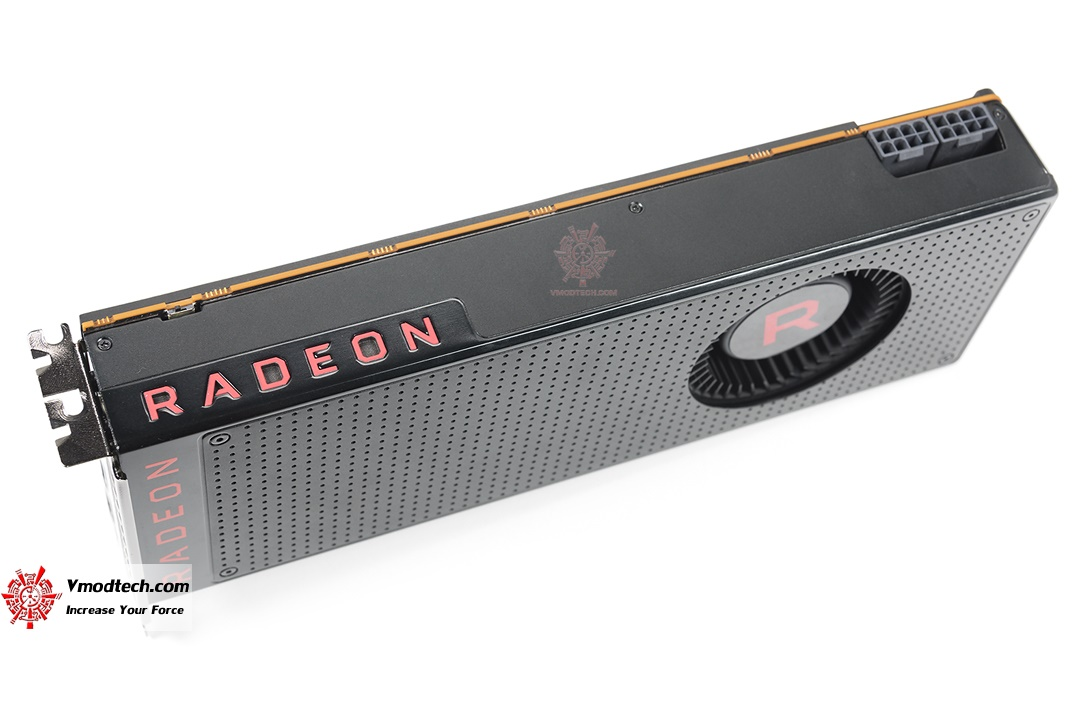 tpp 1648 AMD Radeon RX Vega 64 8GB HBM2 Review