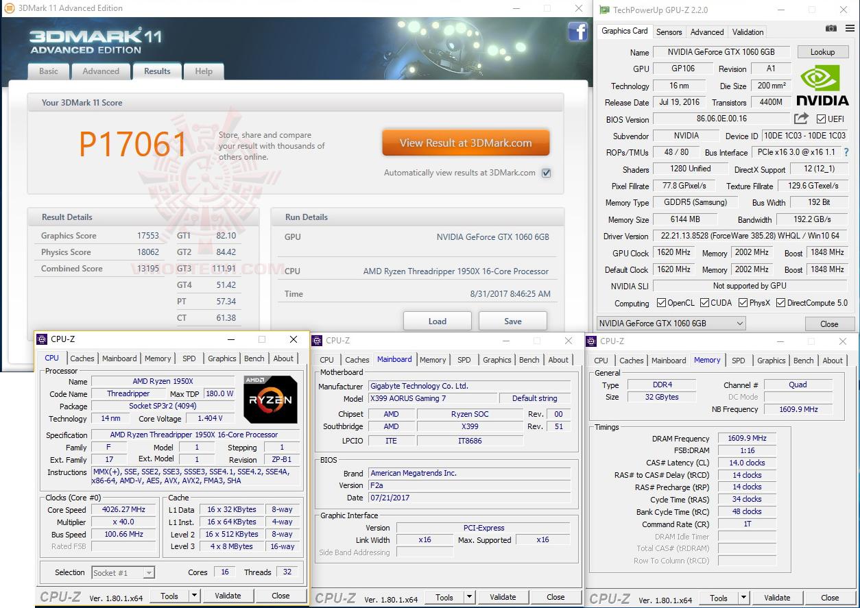 11 G.SKILL Trident Z RGB DDR4 3200MHz 32GB (8GBx4) Quad Channel Review