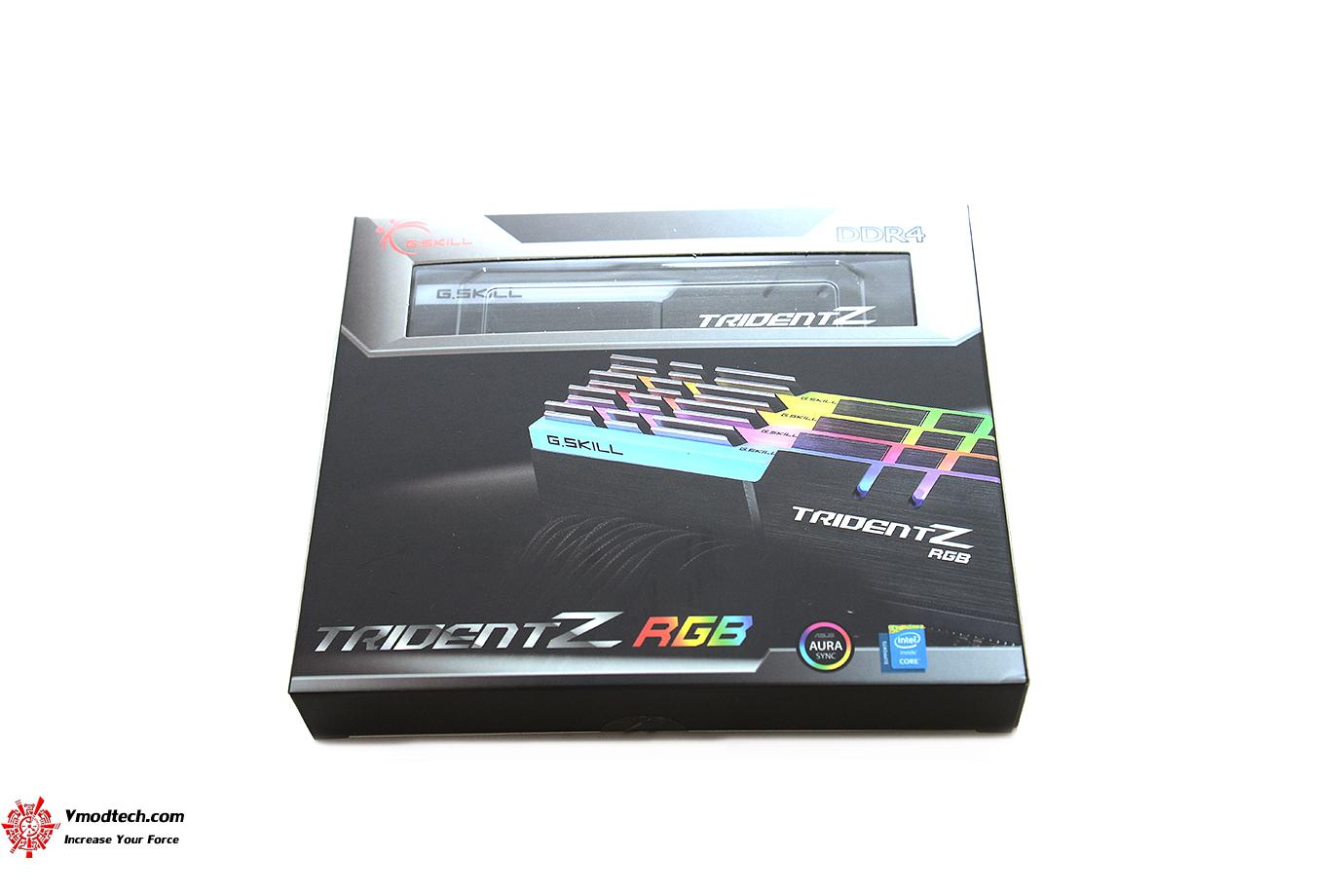 dsc 2896 G.SKILL Trident Z RGB DDR4 3200MHz 32GB (8GBx4) Quad Channel Review