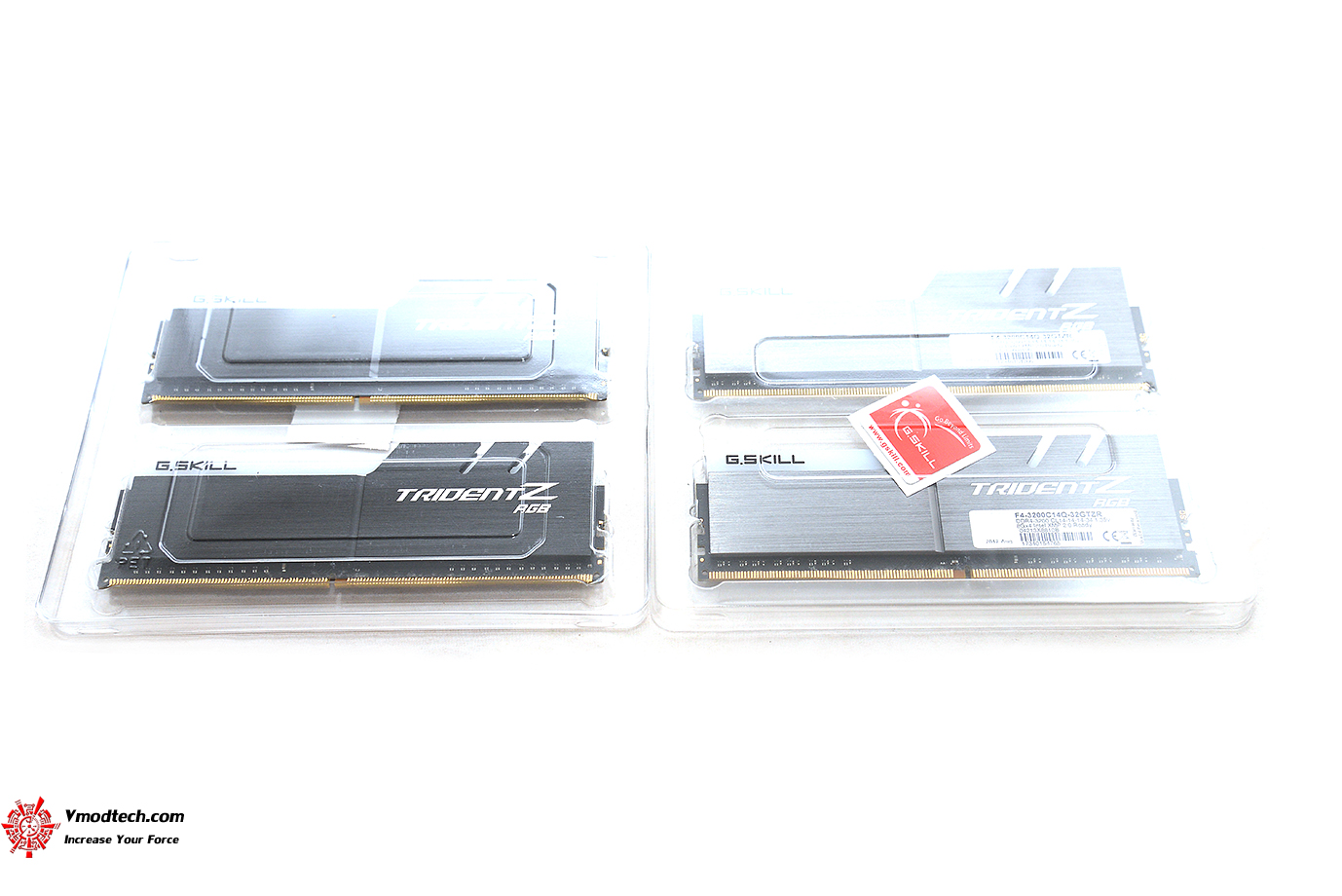 dsc 2907 G.SKILL Trident Z RGB DDR4 3200MHz 32GB (8GBx4) Quad Channel Review