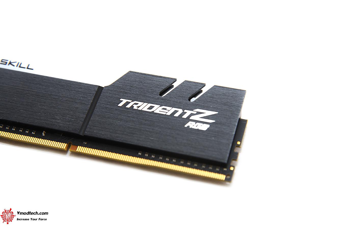 dsc 2934 G.SKILL Trident Z RGB DDR4 3200MHz 32GB (8GBx4) Quad Channel Review