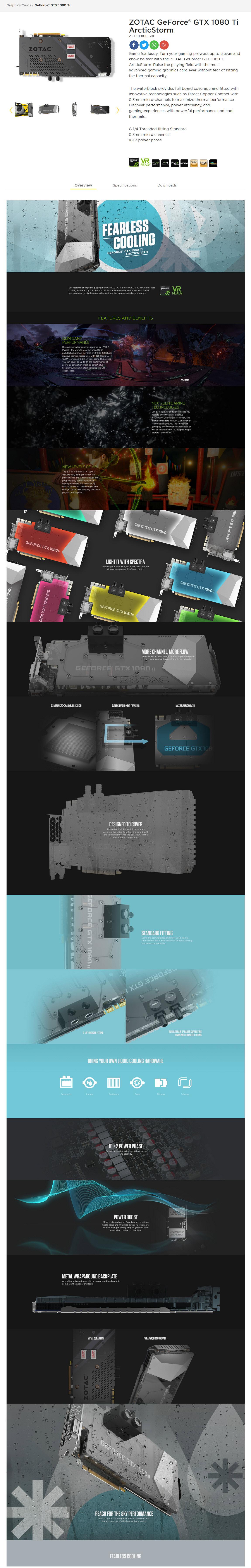 2017 09 20 19 31 00 ZOTAC GeForce® GTX 1080 Ti ArcticStorm Review