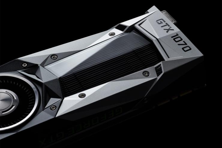 gtx1070 bodyrightclearphoto 0 740x494 NVIDIA GeForce GTX 1070 Ti ความเร็วอาจจะล๊อกและจะโอเวอร์คล๊อกไม่ได้ !!!