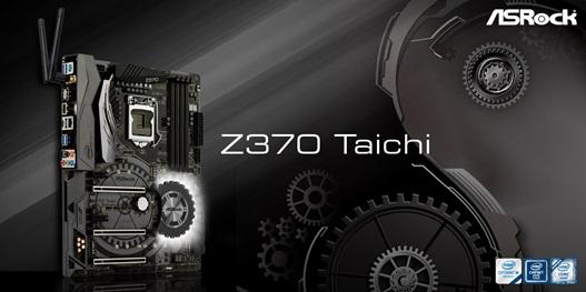 asrock z370 2 ASRock ยกทัพเมนบอร์ด Z370 รุกตลาดเต็มพิกัด 10 รุ่น