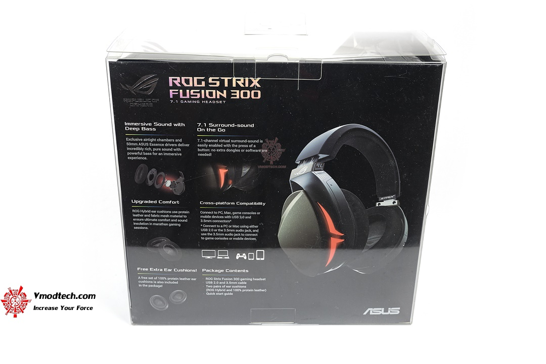 tpp 2330 ASUS ROG Strix Fusion 300 Virtual 7.1 LED Gaming Headset with Microphone Review