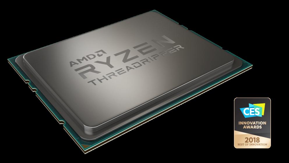 "65942 threadripper ces 1260x709 1 AMD ได้ชื่อเป็น ""Brand of the Year"" รับรางวัล ""Best Tech 2017 Awards"" ในงานประกาศรางวัลรายการ Trusted Review"
