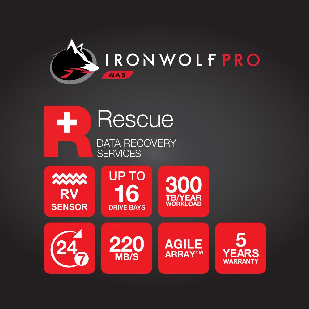 ironwolf 35 pro carousel images 03 IronWolf Pro 5X5 years Rescue