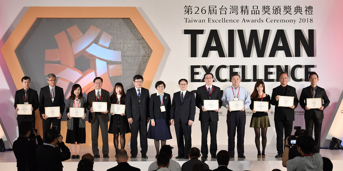 taiwan excellence 2018 1200x600px ASRock X299E ITX/ac และ Fatal1ty X370 Gaming ITX/ac ได้รับรางวัลชนะเลิศจากงาน Taiwan Excellence Award 2018