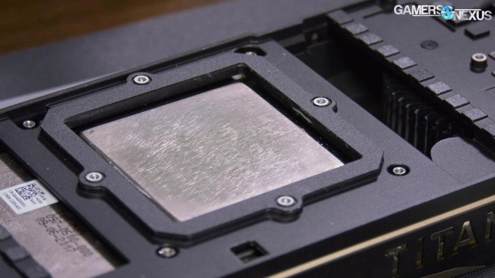 titan v disassembly 3 1000x563 แกะการ์ดจอ NVIDIA TITAN V ให้ชมกันแบบชัดๆกับขุมพลังฟีเจอร์ GV100 400 GPU