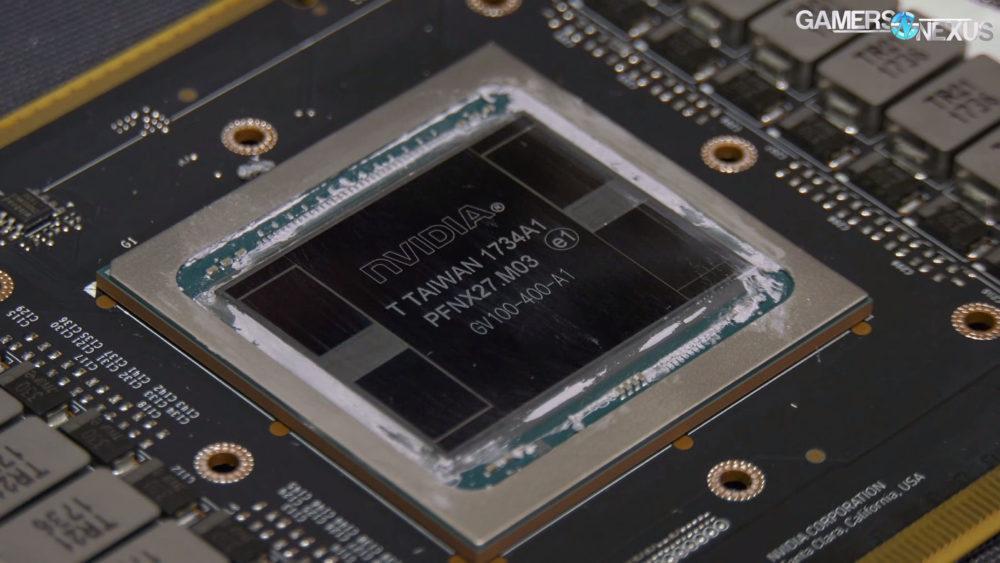 titan v gv100 400 gpu 1000x563 แกะการ์ดจอ NVIDIA TITAN V ให้ชมกันแบบชัดๆกับขุมพลังฟีเจอร์ GV100 400 GPU