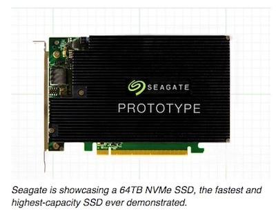 1 Seagate Exos X   Exos E Enterprise and Nytro Enterprise SSDs