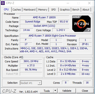 cpuid ENHANCE POWER SUPPLY 1000W EPS 1710 GB1 REVIEW