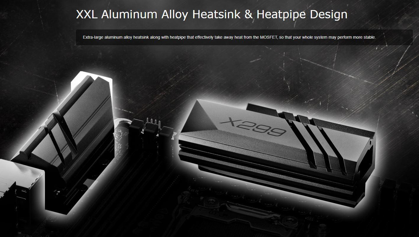 asrock x299 extreme4 2 ASRock X299 Extreme4 รีดพลังให้กับ Intel X series สำหรับมืออาชีพและเกมเมอร์สุดขั้ว