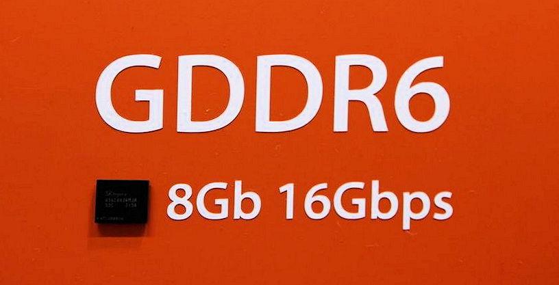 hynix gddr6 SK Hynix เปิดตัวแรม GDDR6 พร้อมแล้วสำหรับตลาดการ์ดจอในอนาคตอันใกล้นี้
