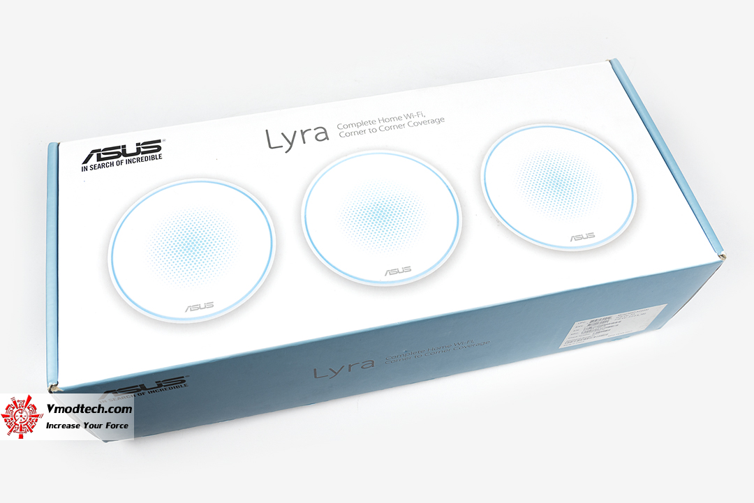 tpp 2808 ASUS LYRA AC2200 Tri Band Whole Home Mesh WiFi System
