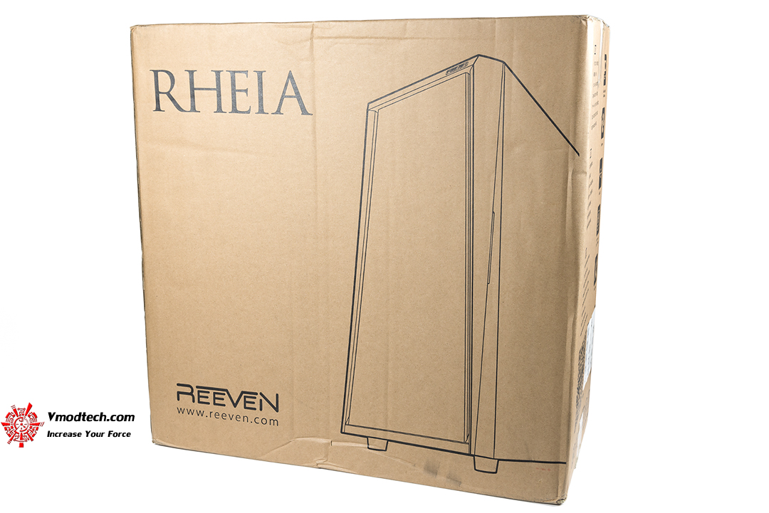 tpp 2940 REEVEN RHEIA Silent Tower Computer Case Review