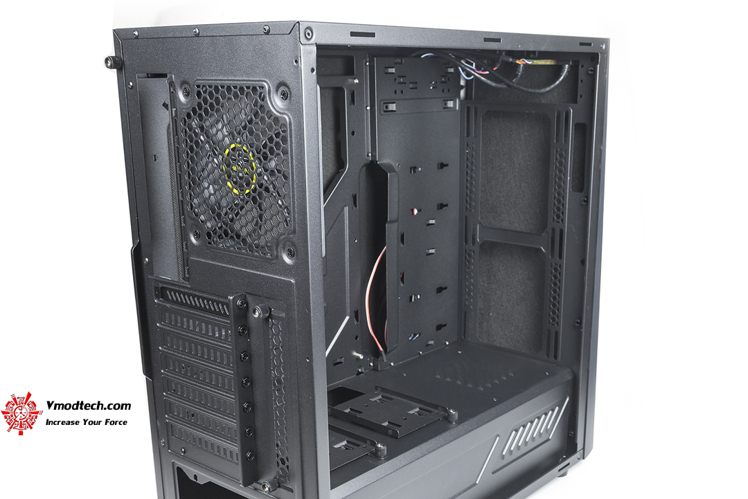 tpp 2947 REEVEN RHEIA Silent Tower Computer Case Review