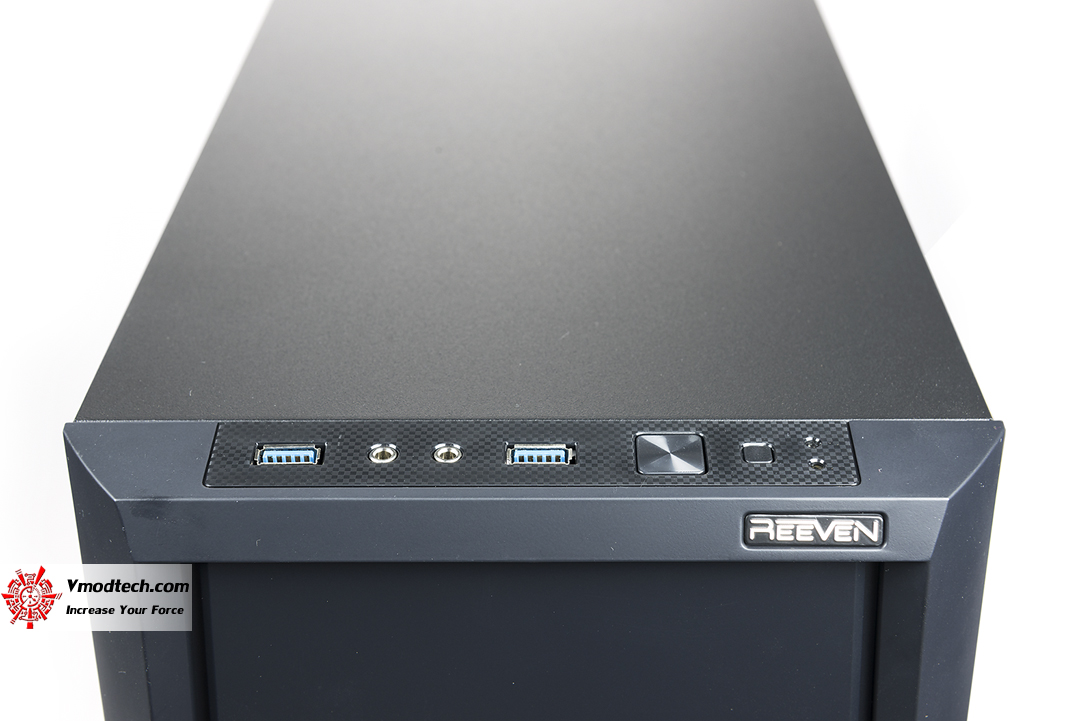 tpp 2954 REEVEN RHEIA Silent Tower Computer Case Review