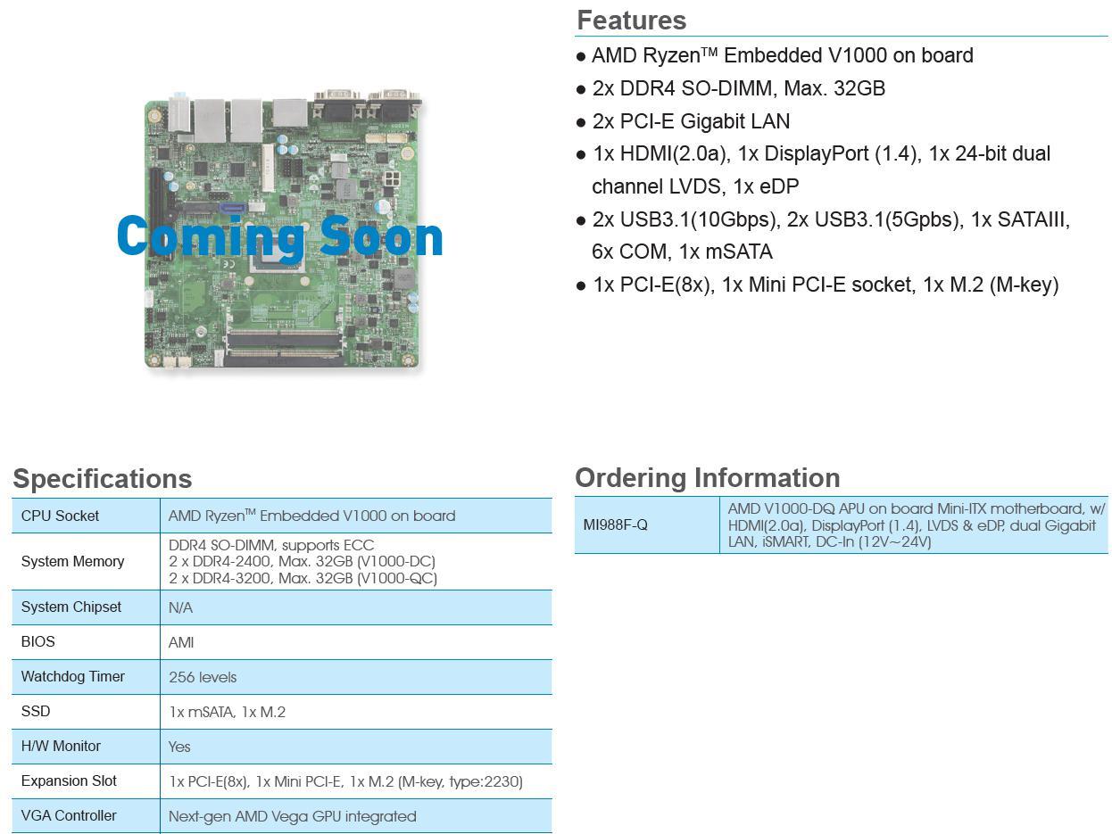 untitled 2 ยังไม่หยุด!! AMD มาโหดท้าชนทุกรุ่นแม้แต่รุ่นเล็กๆก็ไม่เว้น เตรียมออกซีพียูออนบอร์ด RYZEN V1000 SoC ออนบอร์ดในระดับ Entry Level เล็กจิ่วราคาประหยัด
