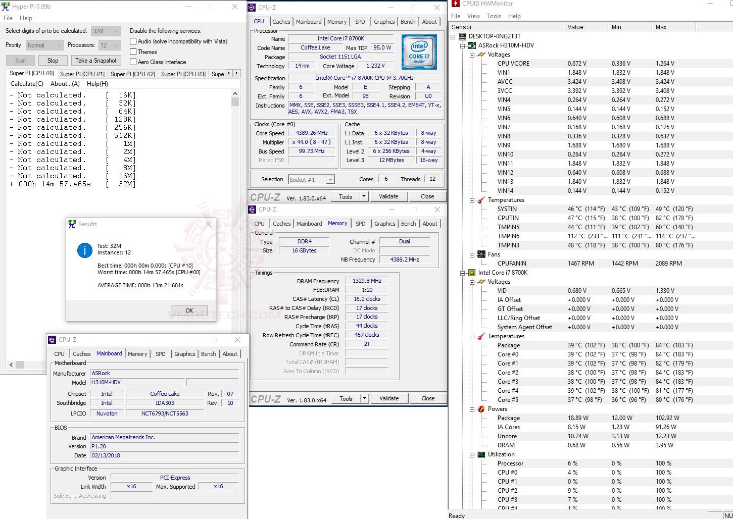 h32 2 ASRock H310M HDV Review