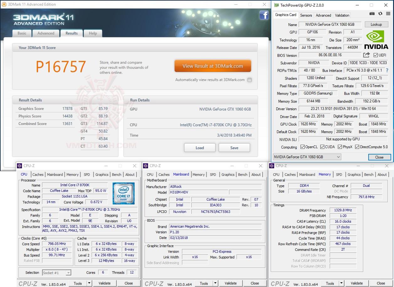 11 ASRock H310M HDV Review