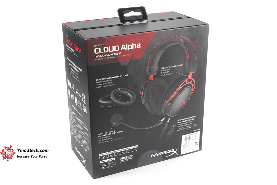 tpp 3009 HyperX Cloud Alpha Gaming Headset Review