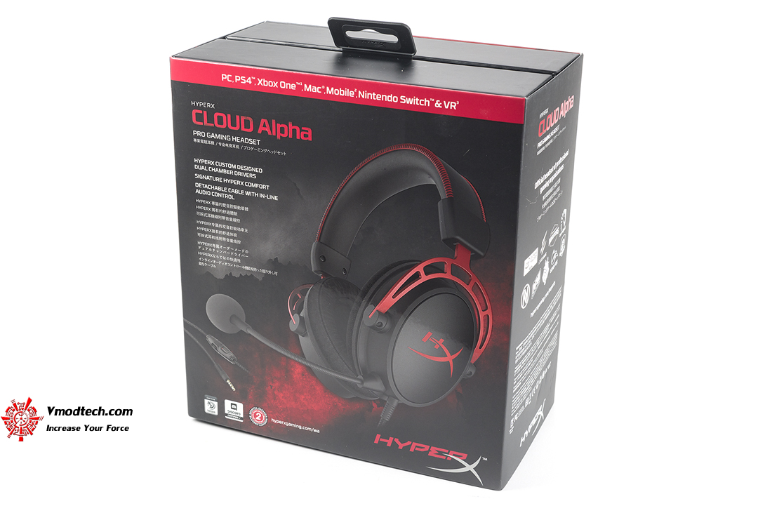 tpp 3010 HyperX Cloud Alpha Gaming Headset Review