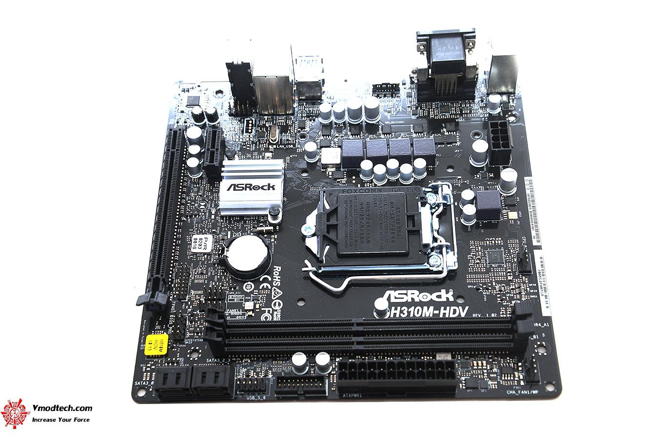 dsc 9166 ASRock H310M HDV Review
