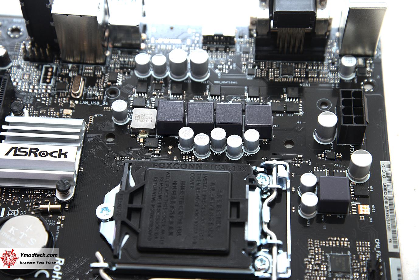 dsc 9192 ASRock H310M HDV Review