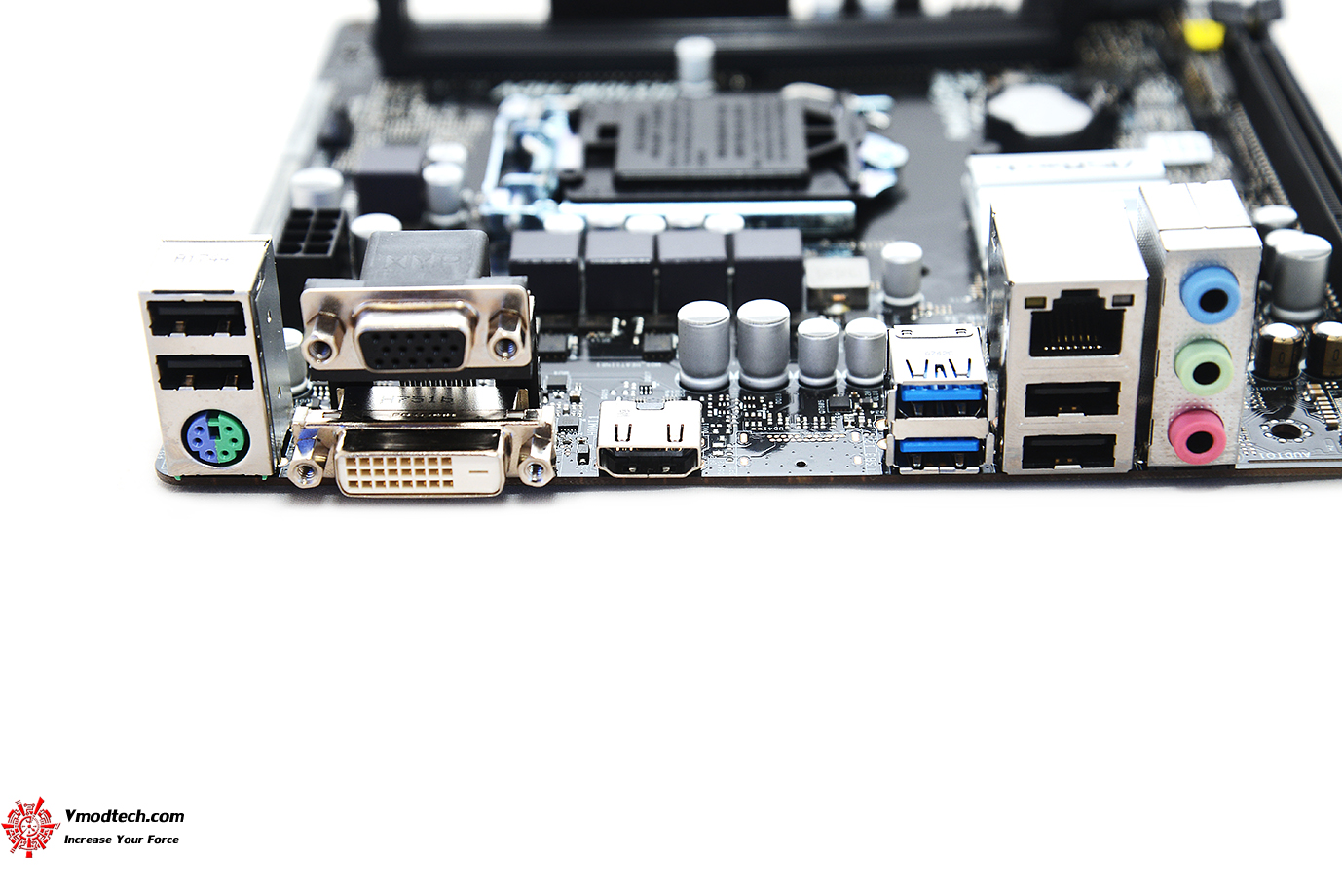 dsc 92311 ASRock H310M HDV Review