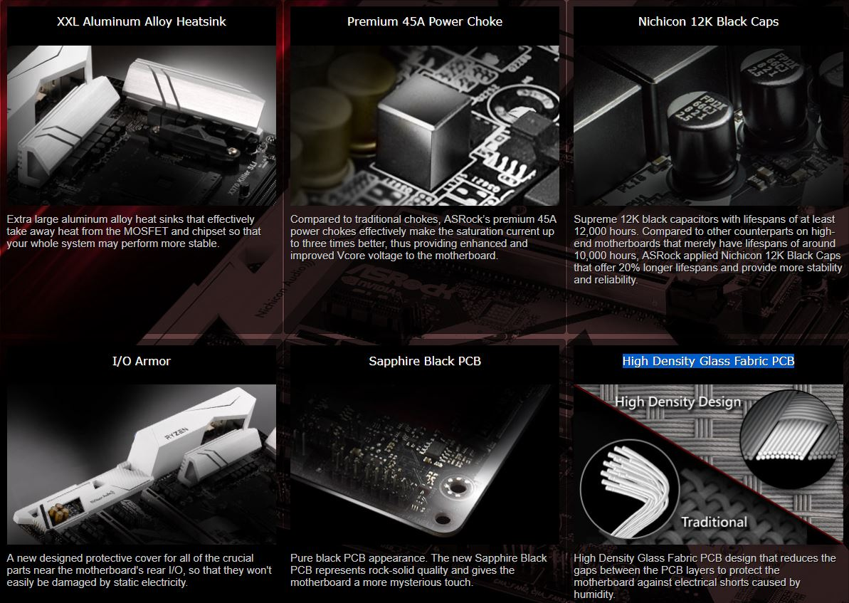 asrock x370 killer sli superalloy ASRock X370 Killer SLI/ac เพิ่มดีกรีความสนุก ให้กับฮาร์ดคอร์เกมเมอร์