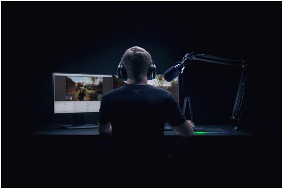 image4 Razer Seiren Elite ไมโครโฟน Streamer สู่มืออาชีพ