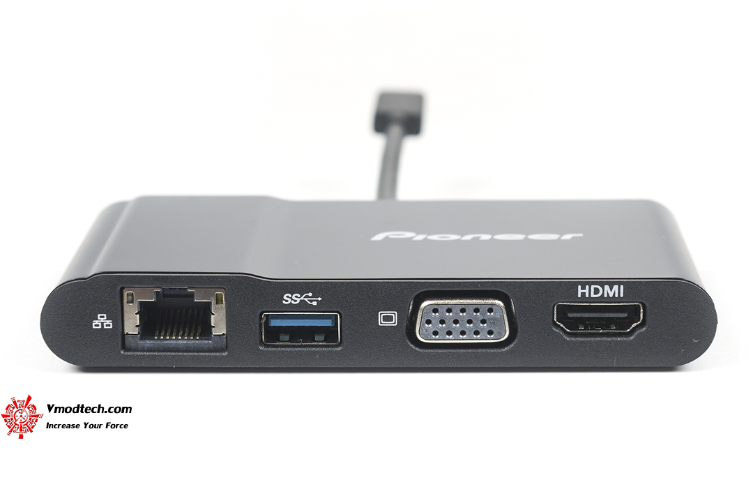 tpp 3120 Pioneer USB C Multiport adapter APS DKMT01 Review