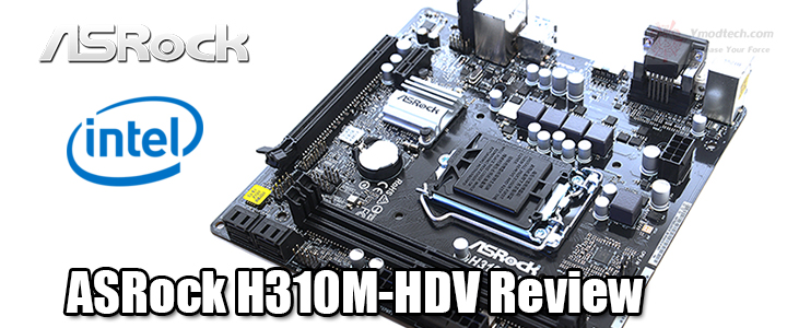 asrock h310m hdv review ASRock H310M HDV Review