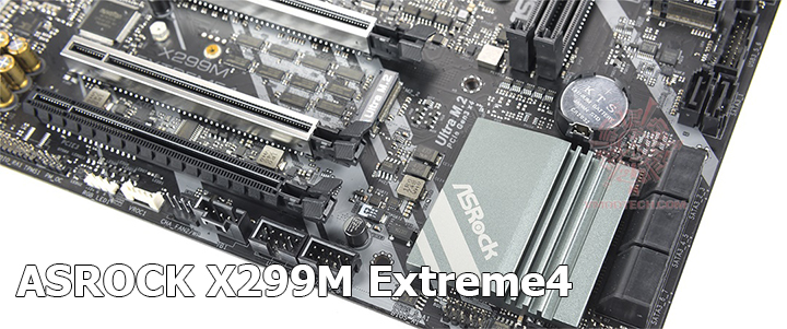 main ASROCK X299M Extreme4 LGA 2066 Review