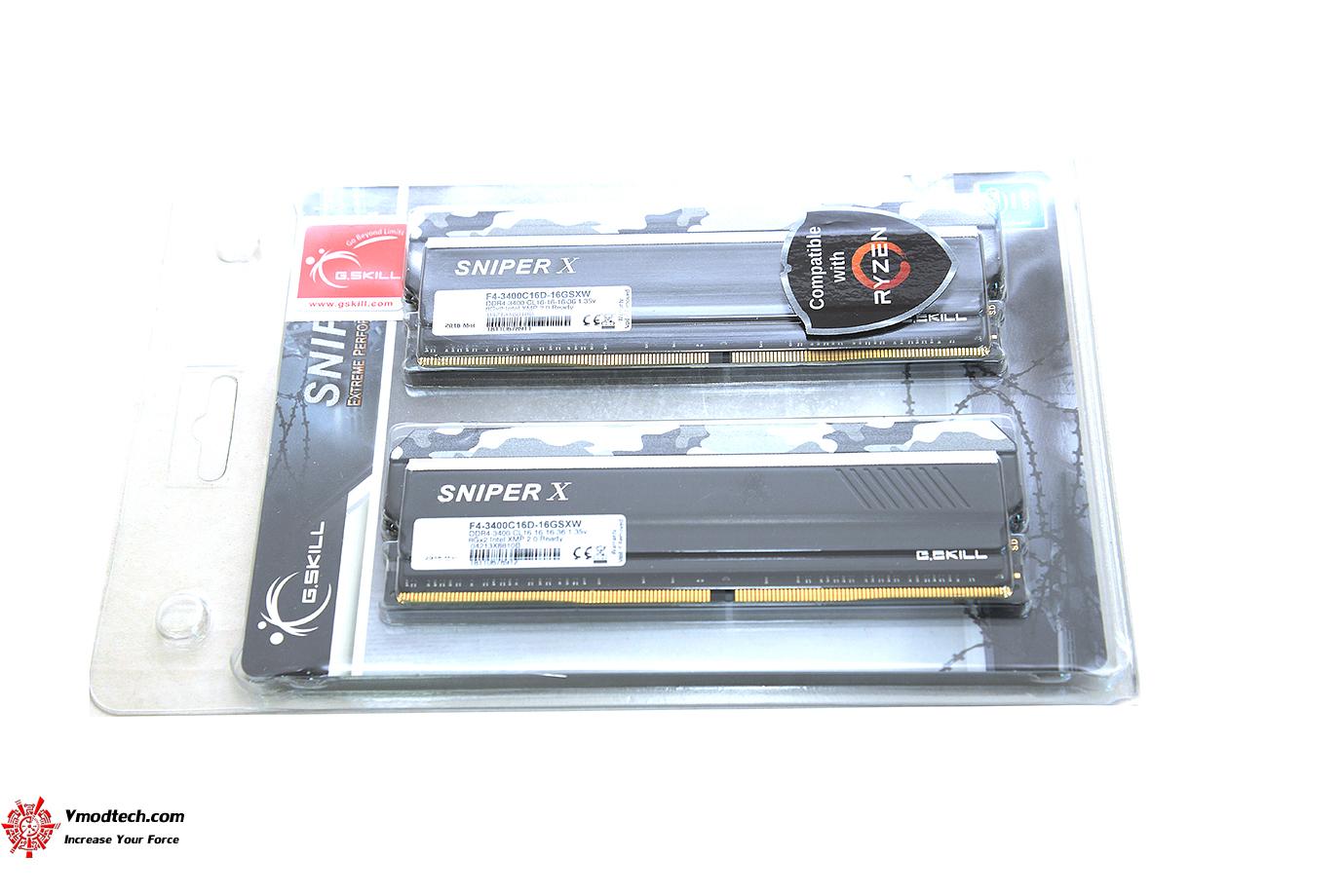 dsc 1441 G.SKILL SNIPER X DDR4 3400Mhz 16GB F4 3400C16D 16GSXW REVIEW