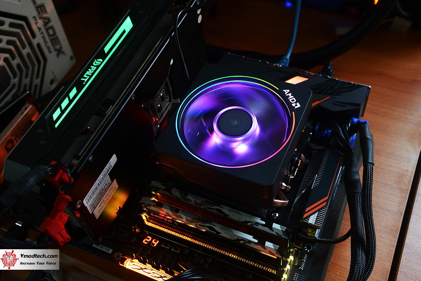 dsc 1621 AMD RYZEN 7 2700X PROCESSOR REVIEW