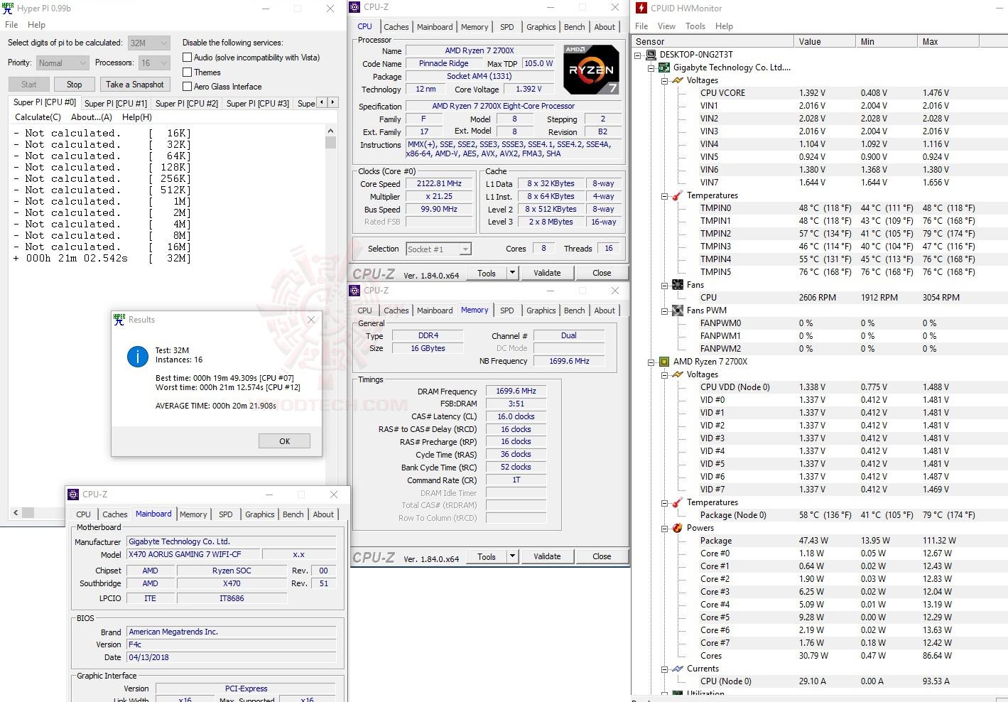 h32 2 AMD RYZEN 7 2700X PROCESSOR REVIEW