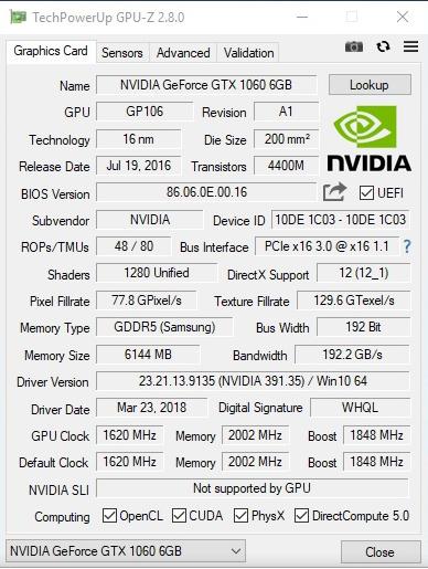 gpuz AMD RYZEN 7 2700X PROCESSOR REVIEW