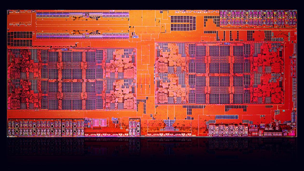 102426 zen core die shot 1260x709 AMD RYZEN 7 2700X PROCESSOR REVIEW