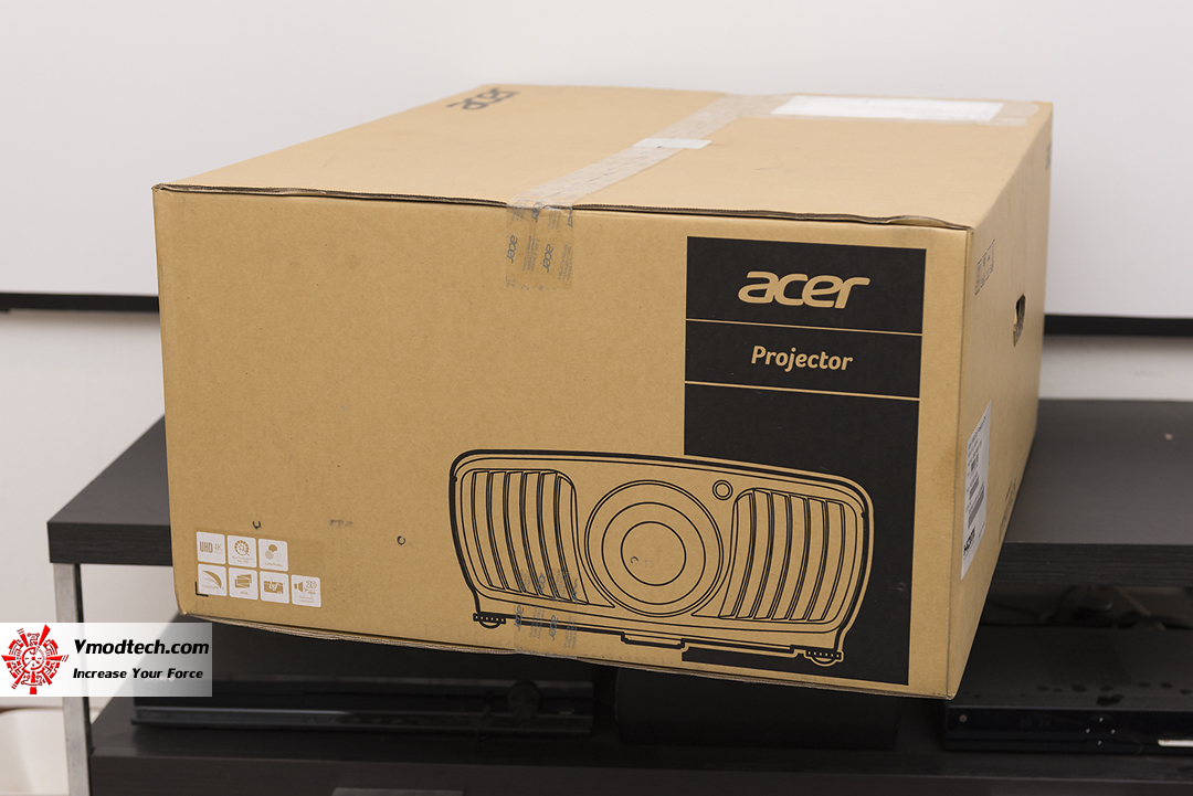 tpp 33751 ACER V9800 DLP Ultra HD Projector Review