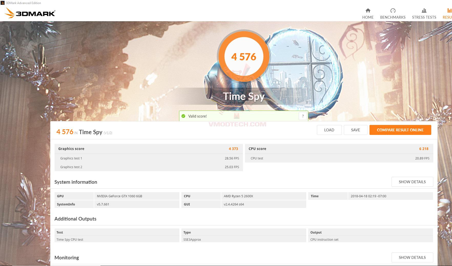 spy AMD RYZEN 7 2700X PROCESSOR REVIEW