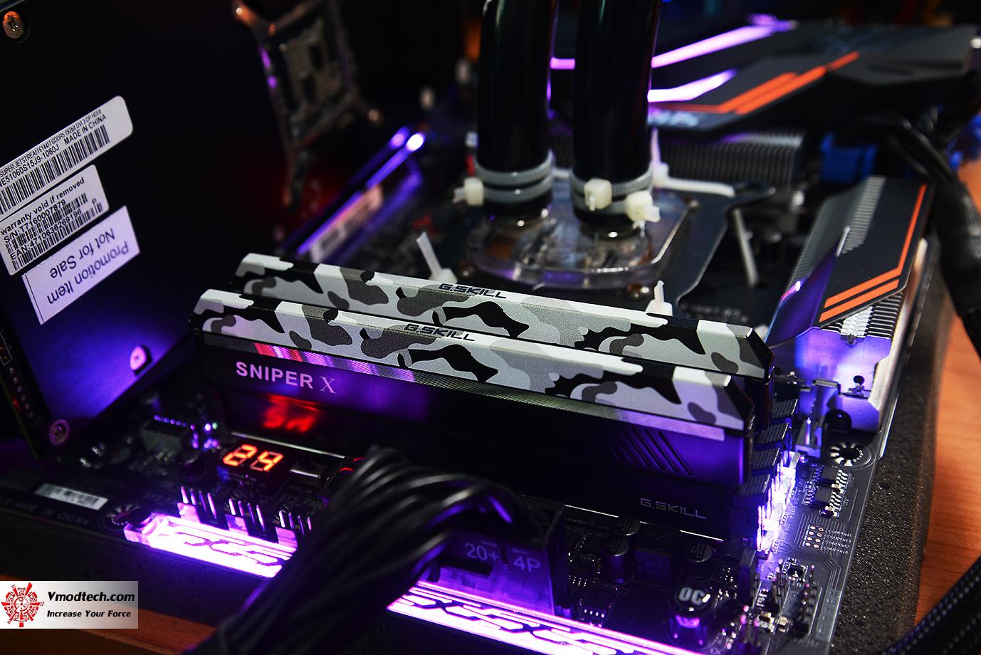 dsc 1610 G.SKILL SNIPER X DDR4 3400Mhz 16GB F4 3400C16D 16GSXW REVIEW