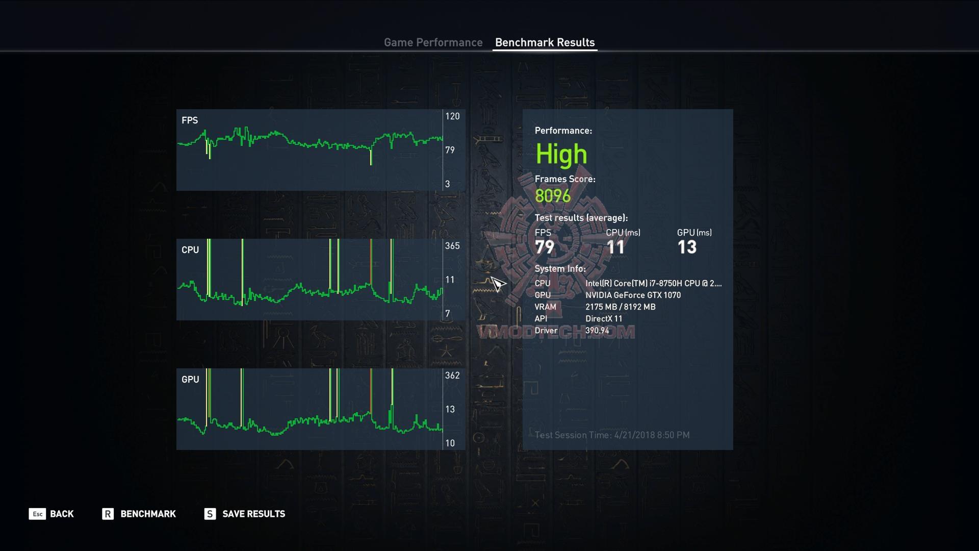 acorigins 2018 04 21 20 50 26 15 MSI GE73 Raider RGB 8RF with 8th Generation of Intel CPU Review