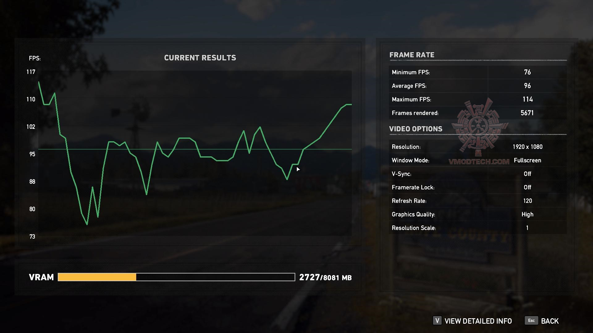 farcry5 2018 04 21 21 01 55 46 MSI GE73 Raider RGB 8RF with 8th Generation of Intel CPU Review