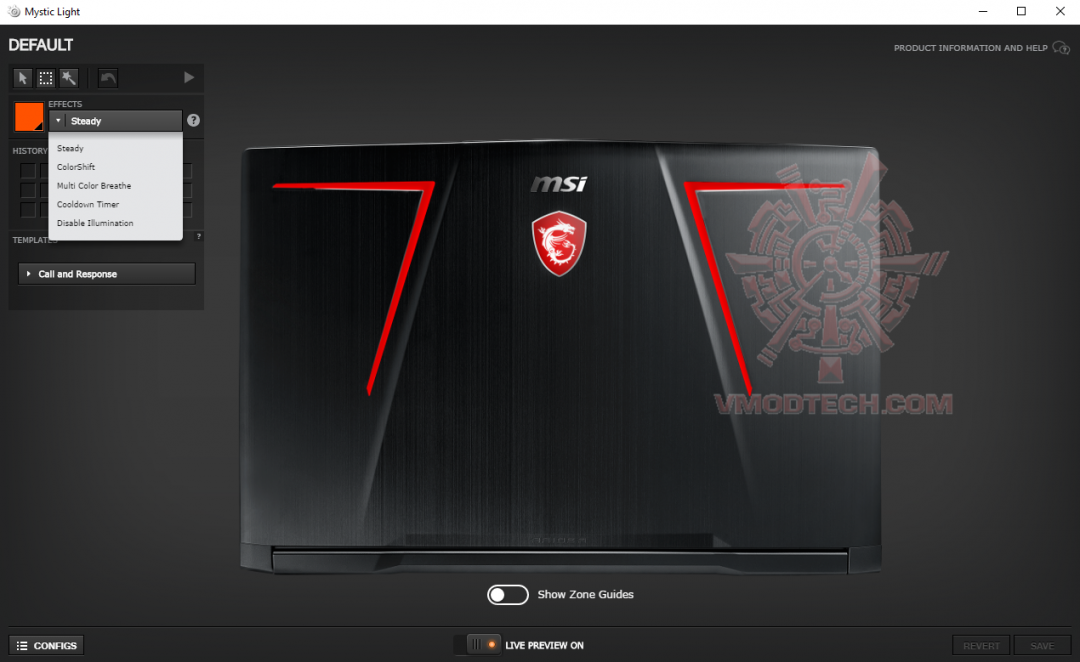 steelseries 3 MSI GE73 Raider RGB 8RF with 8th Generation of Intel CPU Review