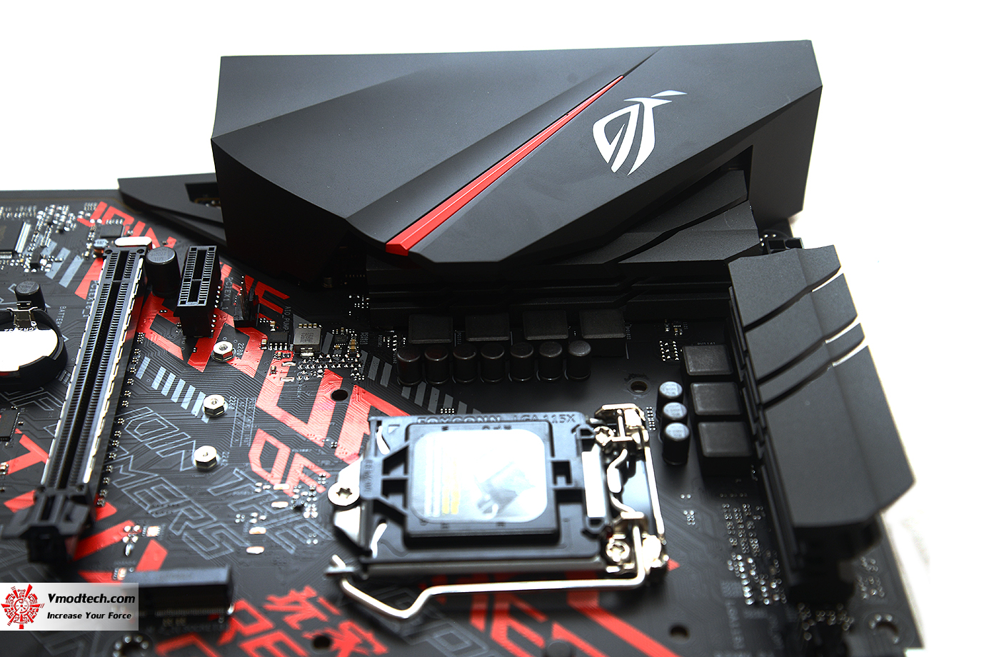 dsc 2029 ASUS ROG STRIX B360 H GAMING REVIEW