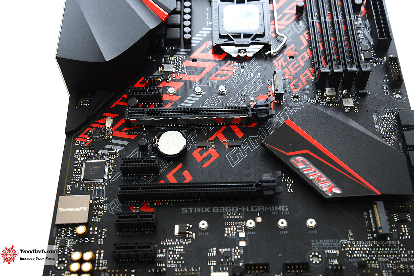dsc 2069 ASUS ROG STRIX B360 H GAMING REVIEW